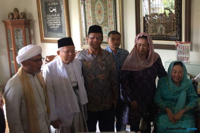 Ma'ruf dan Mahfud MD