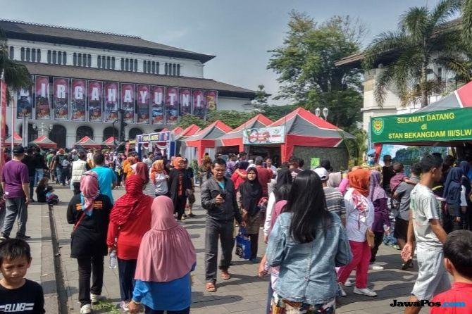 Besok, Fenomena Hari Tanpa Bayangan Terjadi di Bandung