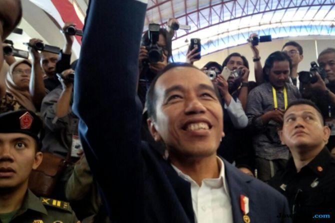Besok Jokowi Umumkan Ketua Tim Pemenangan