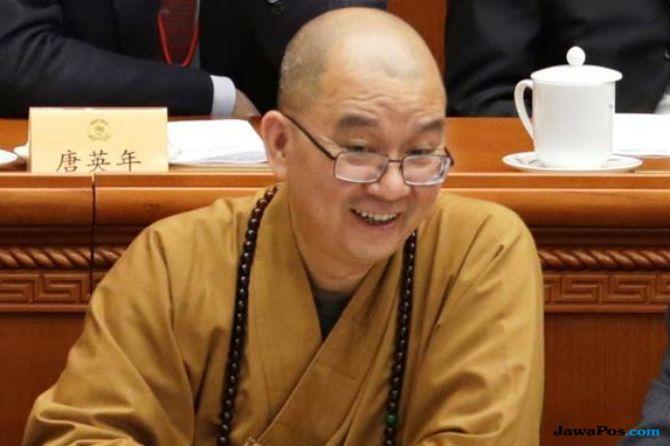 Biksu Top Tiongkok Paksa Biarawati Hubungan Seks Akhirnya Dipecat
