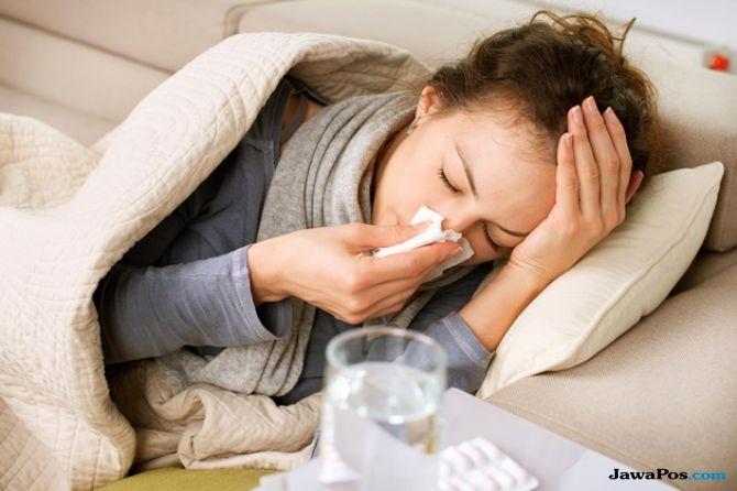 penyakit Selesma, Influenza, pencegahan influenza,