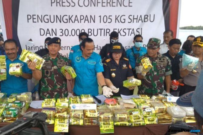 BNN Telusuri TPPU Anggota DPRD yang Merupakan Bandar Besar Sabu