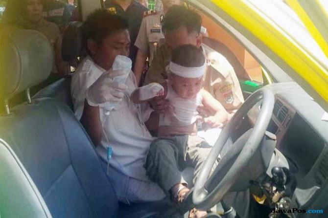 Bocah Terkena Tembakan Koboi Brigadir K, Polisi Berikan Trauma Healing