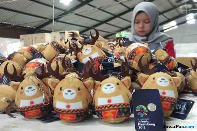 Boneka Asian Games