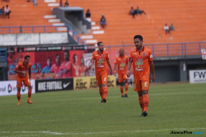Borneo FC Ingin Pulang dari Pamekasan dengan Raihan Poin