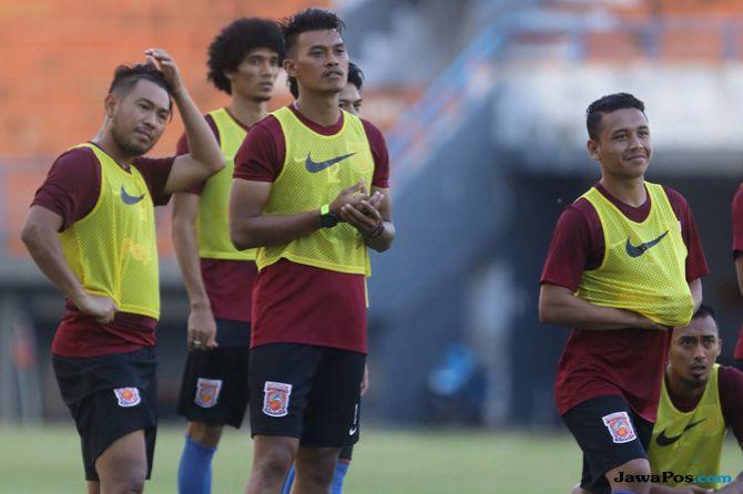 Borneo FC, Persib Bandung, Stadion Batakan, Liga 1 2018