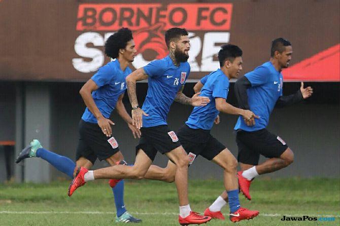 Liga 1 2018, Borneo FC, Persija Jakarta