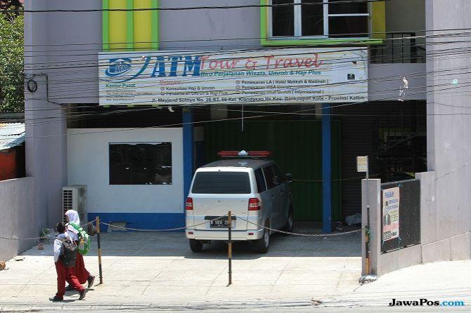 Bos Umrah Nakal PT ATM Belum Ditetapkan Tersangka, Korban Kecewa