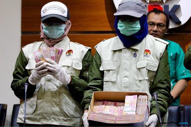 Breaking News: OTT Lagi, KPK Tangkap Bupati Batubara