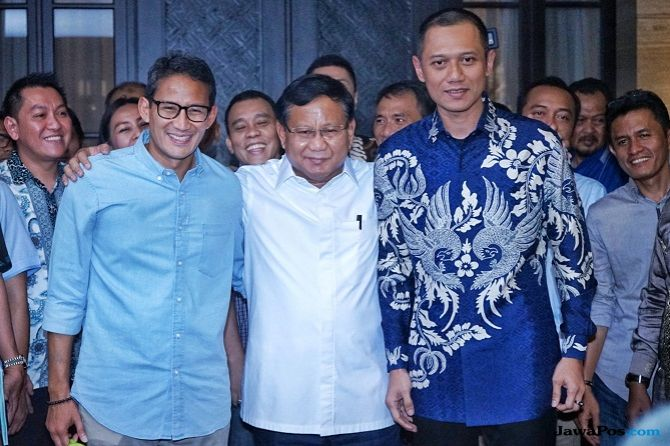 Budiman: Prabowo Aneh, Kita Optimistis, Narasi Dia Malah Mengerdilkan