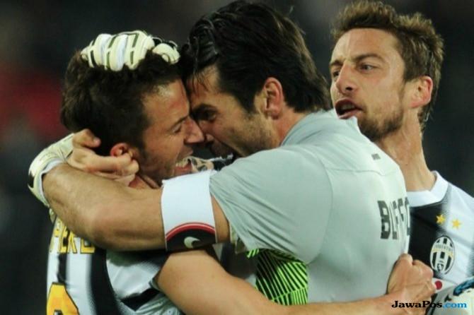 Buffon Sampai Gila Menunggu Trofi Liga Champions