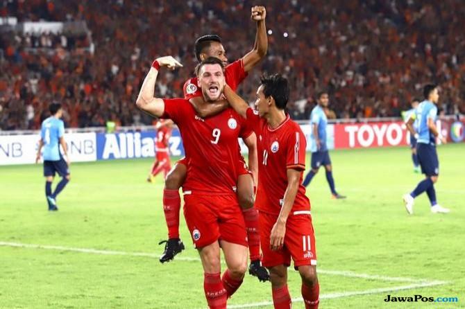 Persija Jakarta, AFC Cup 2018, Marko Simic, Stefano Cugurra Teco,