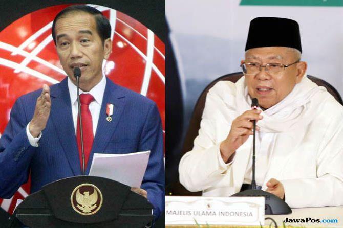Jokowi - Maruf Amien