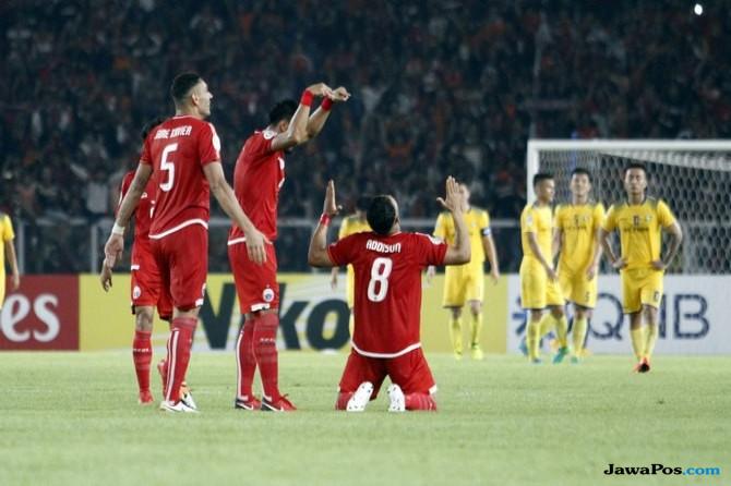 Persija Jakarta, Bali United, AFC Cup 2018