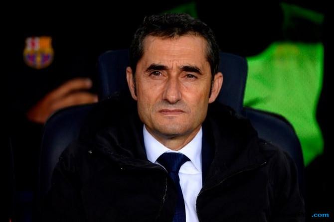 Buntut Kekalahan Dari Espanyol Pelatih Barcelona Murka