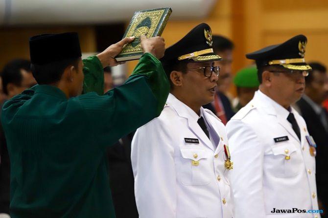 Bupati Tulungagung Tersangka Korupsi Dilantik, KPK: Kasus Jalan Terus