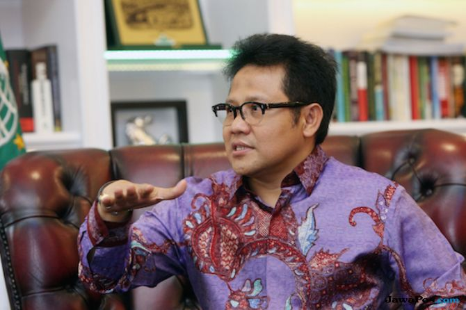 Cak Imin: Pesantren Itu Wilayah Politik