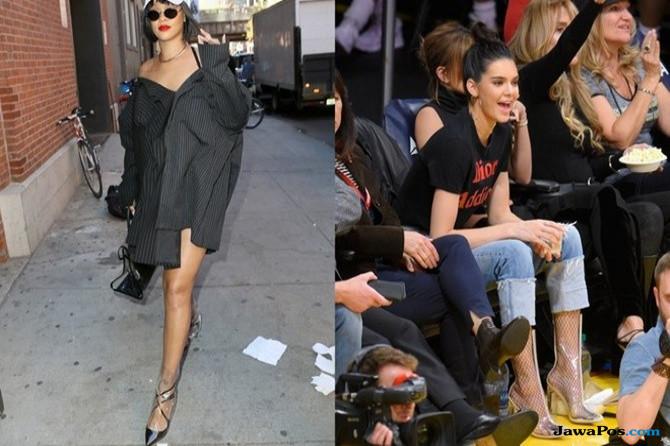 Cantik dan Trendi, Benarkah Sepatu Plastik Aman untuk Kesehatan?