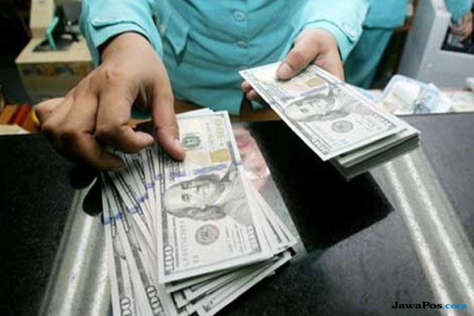 Capai USD 131,9 Miliar, Cadangan Devisa Indonesia Awal Tahun Membaik