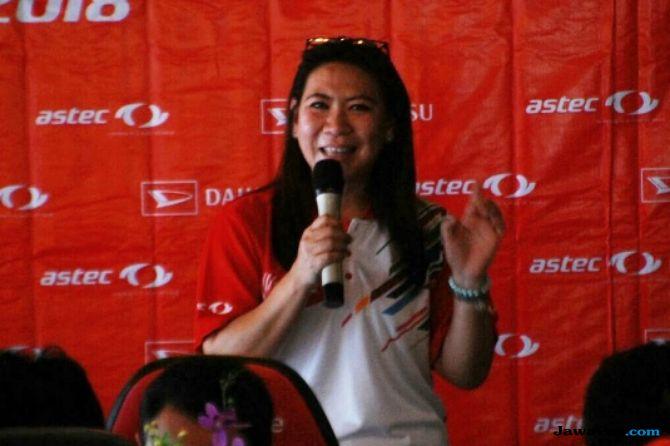Daihatsu ASTEC Open 2018, bulu tangkis, Susy Susanti, Asian Games 2018, Batam
