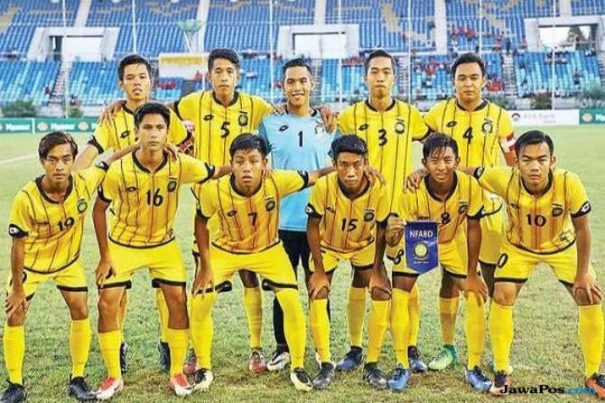 Catat! Ini Pemain Brunei yang Wajib Diwaspadai Indonesia