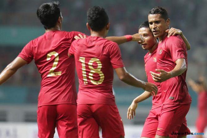 Catat! Jadwal Siaran Langsung TV Timnas Indonesia di Piala AFF 2018