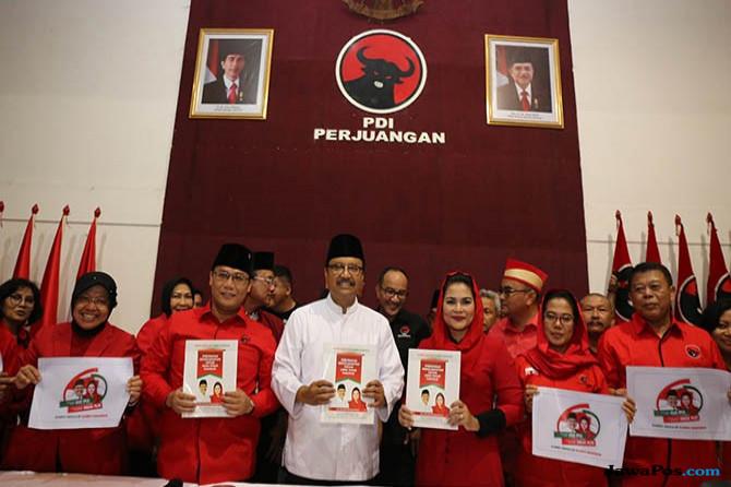 Cawagub Baru, PDIP Akan Ubah Strategi Pemenangan di Jatim