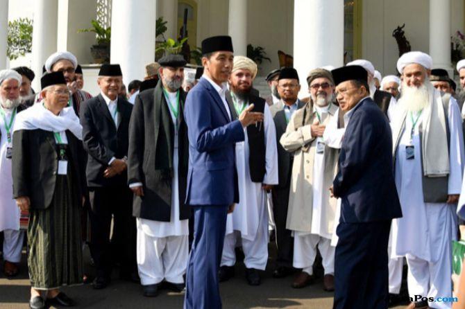 Cawapres Jokowi Makin Mengerucut, Dari Lima Jadi Empat Nama