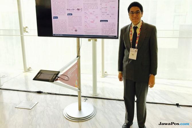 Cerita Dokter Satria Arief Prabowo, Peneliti TB Kolaborasi 20 Negara