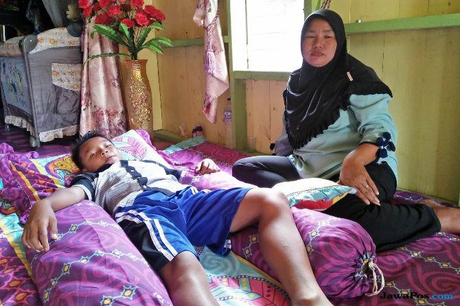 Cerita Ibu yang Selamatkan Anaknya Dari Cengkraman Buaya