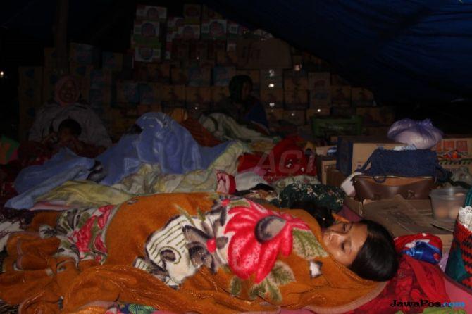 Cerita Korban Gempa Lombok, Ayah dan Anak Sempat Terkubur Reruntuhan