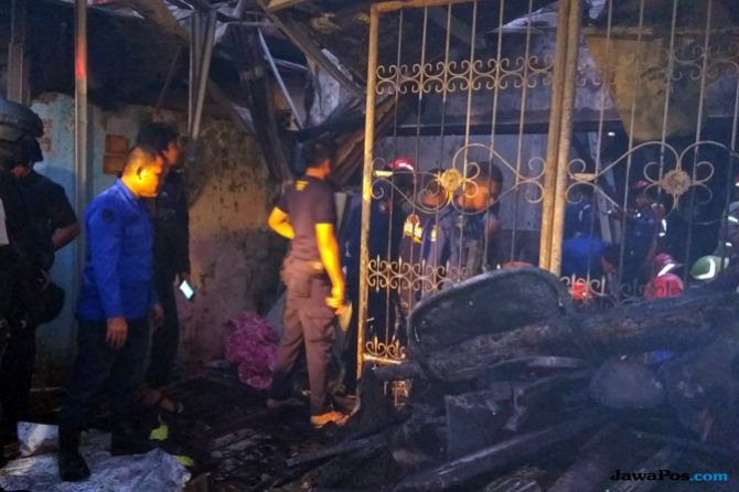 Cerita Korban Selamat Dari Kebakaran: Istri dan 2 Anakku Meninggal