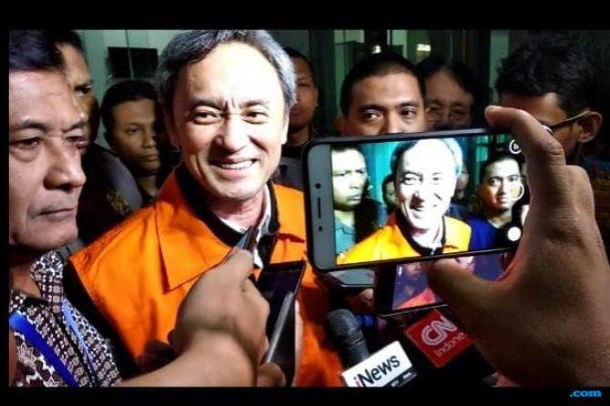 Cerita Mantan Ketua KPK Ruki Bantu Penyerahan Diri Eddy Sindoro
