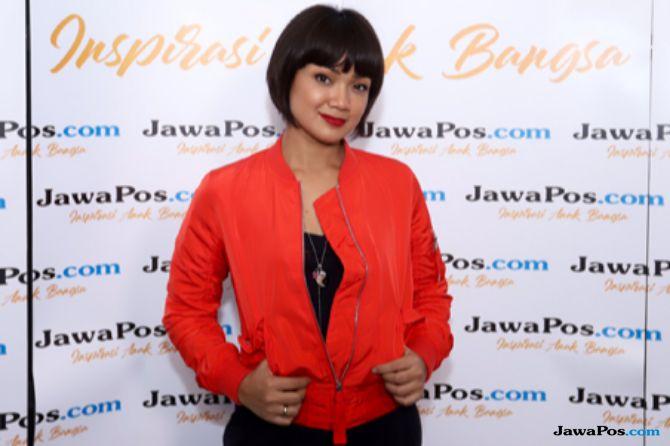 Cerita Nirina Zubir Jadi Istri Otoy Si Pengangguran di Film DOA