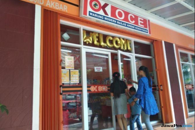 Cerita Warga Asyiknya Berbelanja di OK OCE Mart Kemayoran