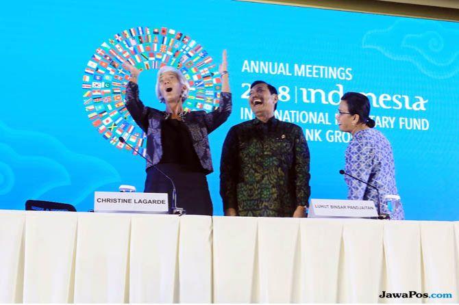 Christine Lagarde: IMF Adalah Teman Indonesia
