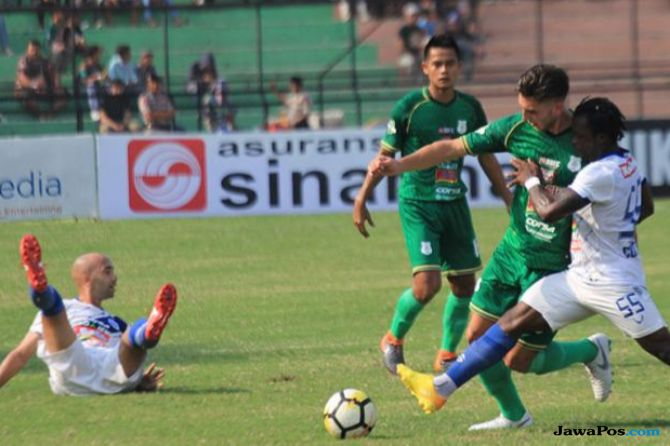 Liga 1 2018, PSMS Medan, PSIS Semarang, PSMS 2-3 PSIS
