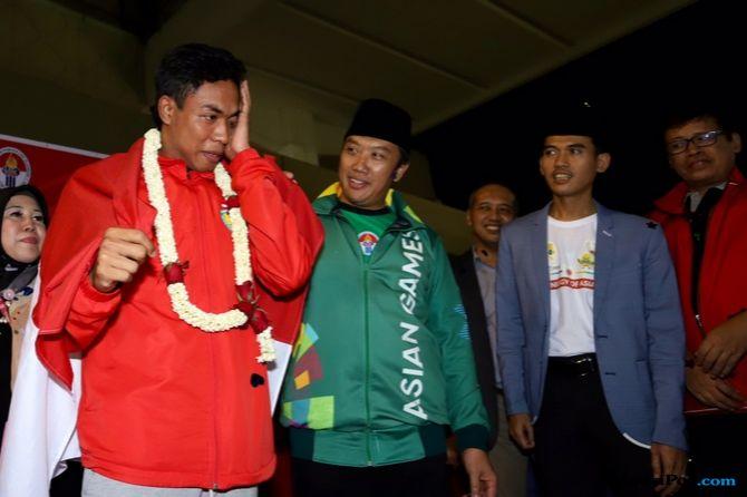 Lalu Muhammad Zohri, Juara Dunia, Kejuaraan Dunia Atletik U-20, Menpora Imam Nahrawi