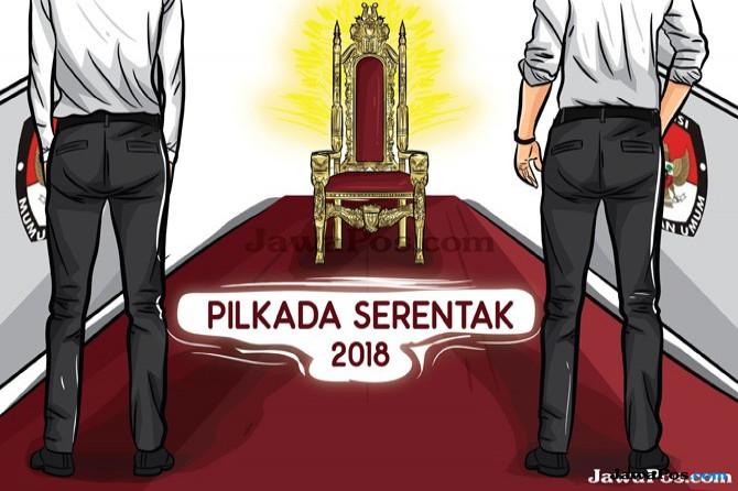 Daftar ke KPU, Pasangan Cagub-cawagub Lampirkan LHKPN Lawas