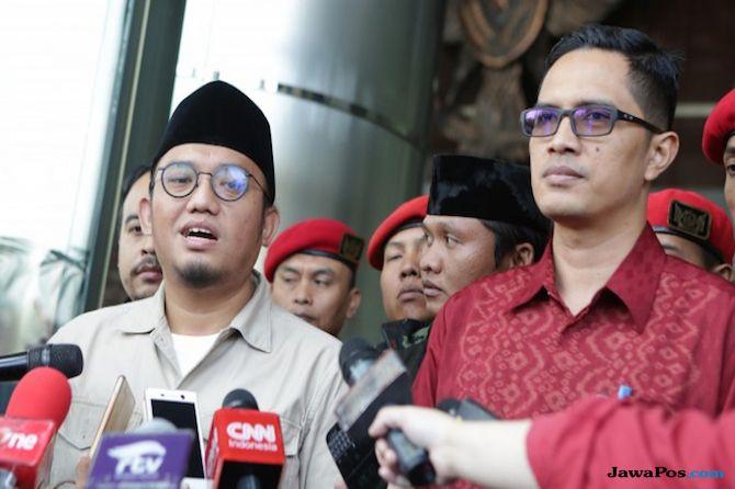 Dahnil: Pak Prabowo Tidak Akan Bercelana Jins di Acara Resmi