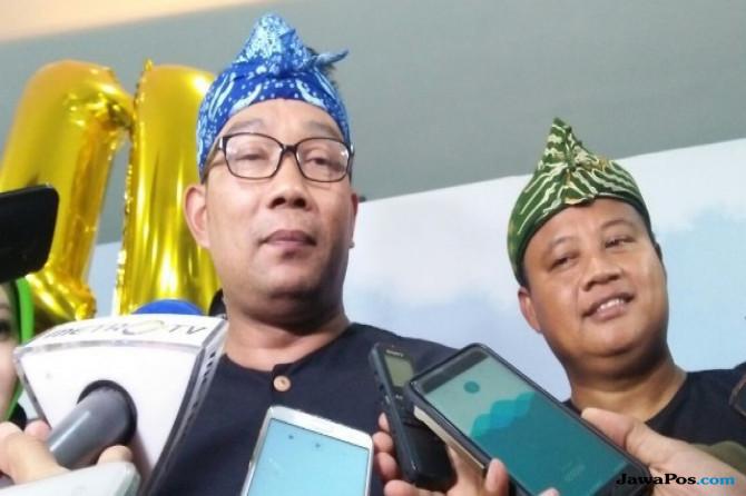 Pasangan calon Gubernur dan Wakil Gubernur Jawa Barat 2018, Ridwan Kamil-Uu Ruzhanul Ulum
