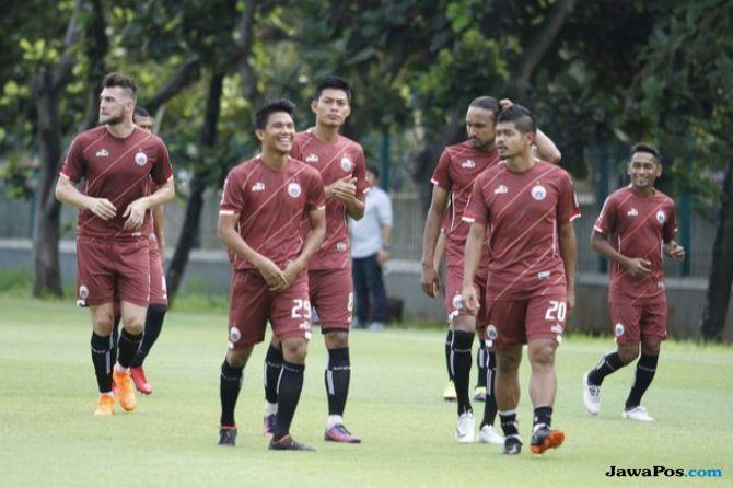 Persija Jakarta, Liga 1 2018, Perseru Serui,