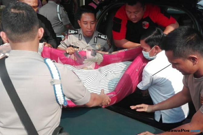 Dorr, Anggota Polair Polda Sumsel Tembak Kepala Sendiri