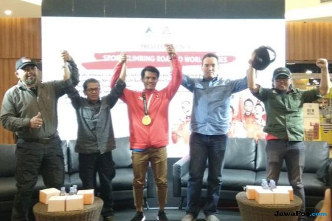 Panjat tebing, Muhammad Hinayah, Asian Games 2018, Indonesia