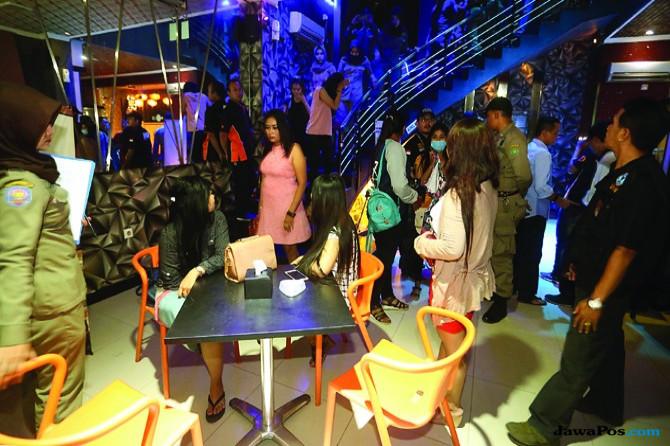 Data Pengunjung Tempat Hiburan di Kota Santri Ini secara Berkala