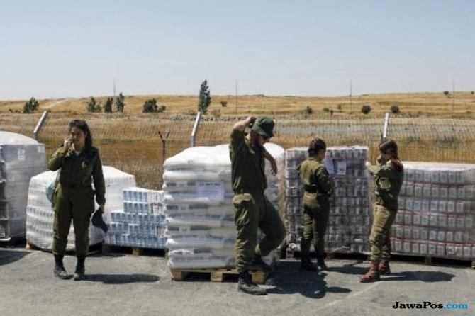 Data Tentara Israel Diretas dan Dijual