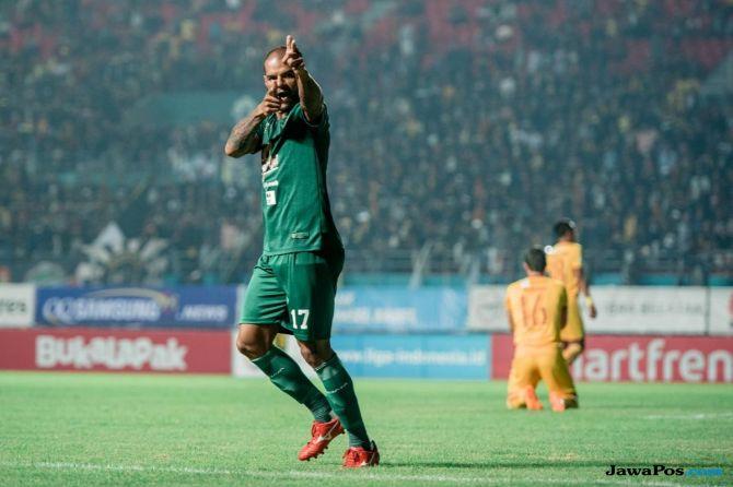 Persebaya Surabaya Liga   Mitra Kukar David Da Silva