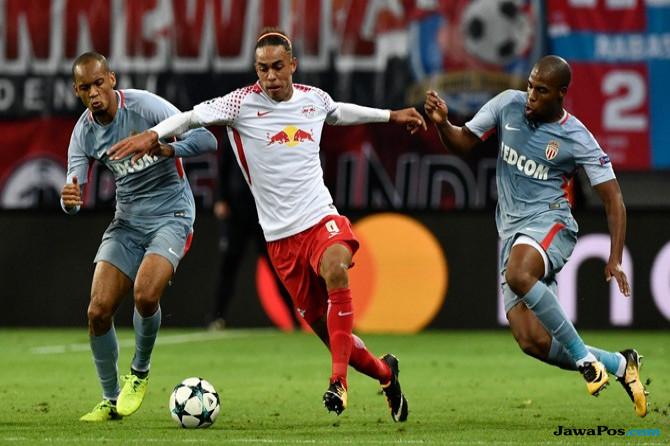 Debut di Liga Champions, Para Pemain RB Leipzig Dinilai Gugup