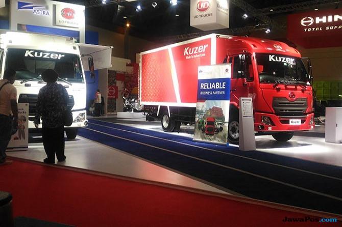 Debutan Astra UD Truck, Kuzer Layak Menjadi Nomor Satu