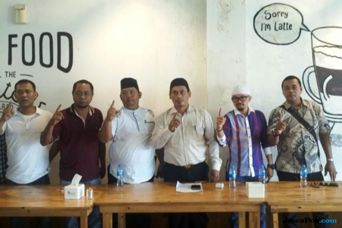 Deklarasi #2019GantiPresiden di Pekanbaru Diundur